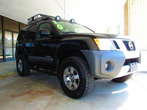 2010 Nissan Xterra for sale at TAYLOR'S AUTO SALES in Greensboro NC