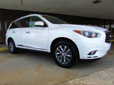 2014 Infiniti QX60 for sale at TAYLOR'S AUTO SALES in Greensboro NC