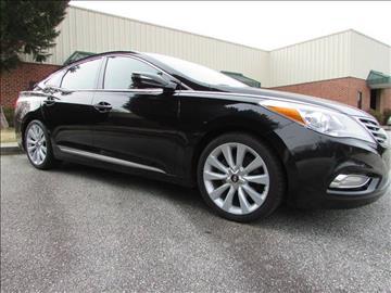 2013 Hyundai Azera for sale at TAYLOR'S AUTO SALES in Greensboro NC
