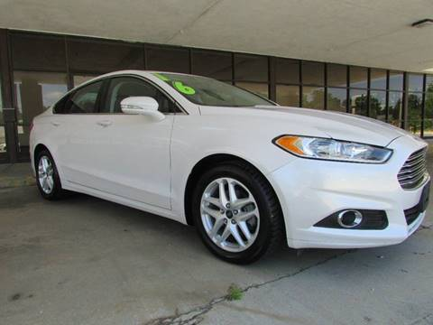 2016 Ford Fusion for sale at TAYLOR'S AUTO SALES in Greensboro NC