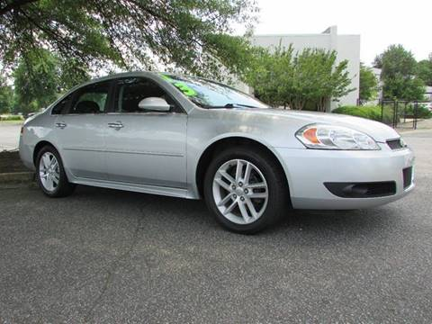 2013 Chevrolet Impala for sale at TAYLOR'S AUTO SALES in Greensboro NC
