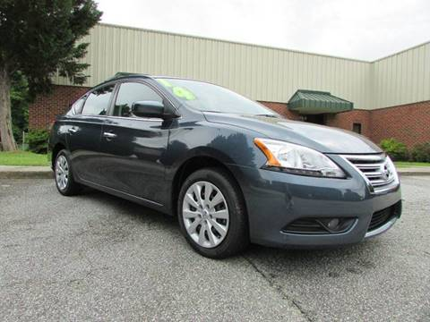 2014 Nissan Sentra for sale at TAYLOR'S AUTO SALES in Greensboro NC