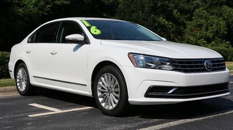 2016 Volkswagen Passat for sale at TAYLOR'S AUTO SALES in Greensboro NC