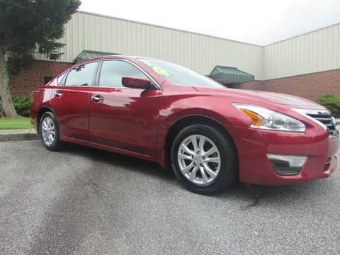 2014 Nissan Altima for sale at TAYLOR'S AUTO SALES in Greensboro NC
