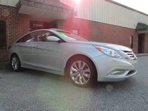 2013 Hyundai Sonata for sale at TAYLOR'S AUTO SALES in Greensboro NC
