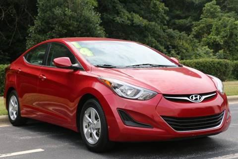 2014 Hyundai Elantra for sale at TAYLOR'S AUTO SALES in Greensboro NC