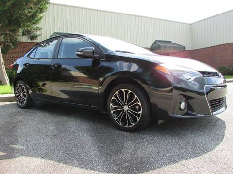 2015 Toyota Corolla for sale at TAYLOR'S AUTO SALES in Greensboro NC