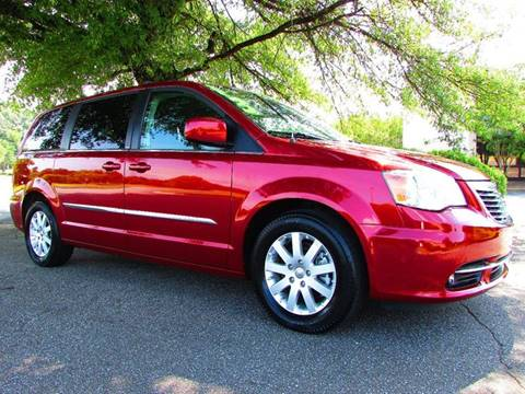2013 Chrysler Town and Country for sale at TAYLOR'S AUTO SALES in Greensboro NC