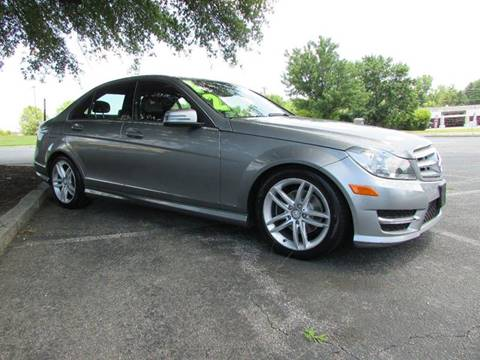 2012 Mercedes-Benz C-Class for sale at TAYLOR'S AUTO SALES in Greensboro NC