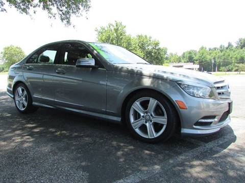 2011 Mercedes-Benz C-Class for sale at TAYLOR'S AUTO SALES in Greensboro NC