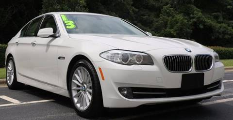 2013 BMW 5 Series for sale at TAYLOR'S AUTO SALES in Greensboro NC