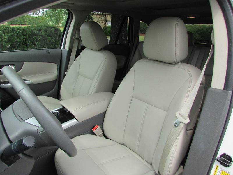 2013 Ford Edge for sale at TAYLOR'S AUTO SALES in Greensboro NC