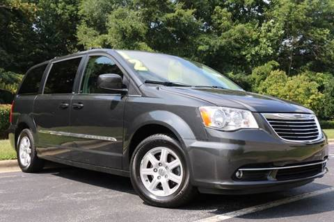 2012 Chrysler Town and Country for sale at TAYLOR'S AUTO SALES in Greensboro NC