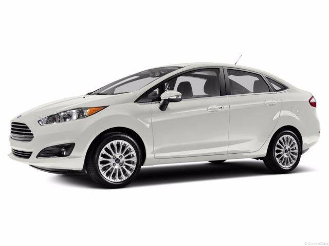 2014 Ford Fiesta for sale at TAYLOR'S AUTO SALES in Greensboro NC
