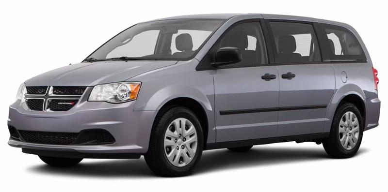 2015 Dodge Grand Caravan for sale at TAYLOR'S AUTO SALES in Greensboro NC