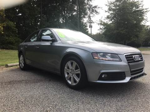 2010 Audi A4 for sale at TAYLOR'S AUTO SALES in Greensboro NC