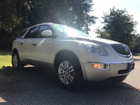 2009 Buick Enclave for sale at TAYLOR'S AUTO SALES in Greensboro NC