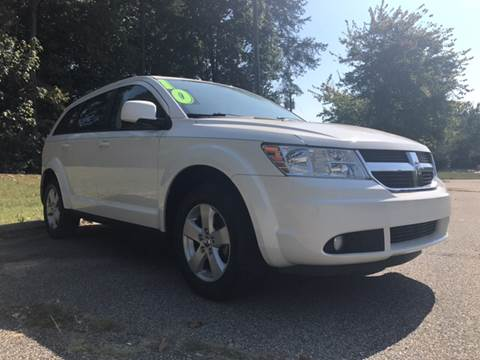 2010 Dodge Journey for sale at TAYLOR'S AUTO SALES in Greensboro NC