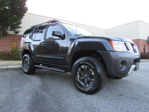 2011 Nissan Xterra for sale in Greensboro, NC