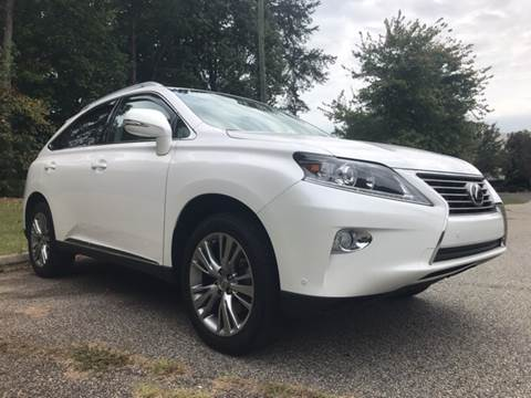 2013 Lexus RX 350 for sale at TAYLOR'S AUTO SALES in Greensboro NC