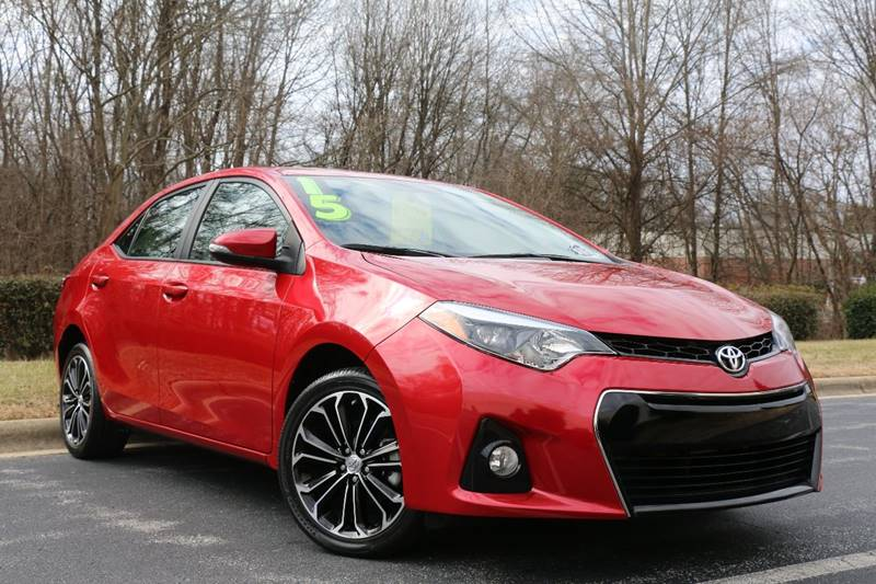 Toyota Corolla S Plus In Greensboro NC TAYLORS AUTO SALES - Auto corolla