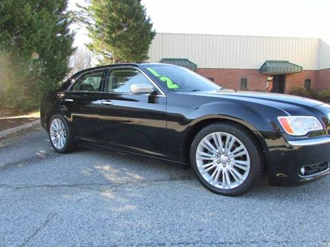 2012 Chrysler 300 for sale at TAYLOR'S AUTO SALES in Greensboro NC
