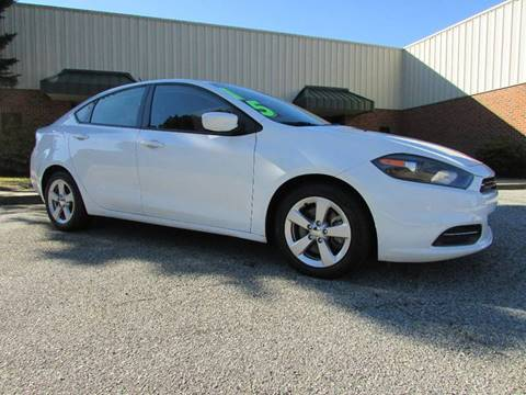 2015 Dodge Dart for sale at TAYLOR'S AUTO SALES in Greensboro NC