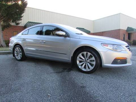 2010 Volkswagen CC for sale at TAYLOR'S AUTO SALES in Greensboro NC