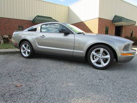 2008 Ford Mustang for sale at TAYLOR'S AUTO SALES in Greensboro NC