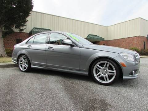 2009 Mercedes-Benz C-Class for sale at TAYLOR'S AUTO SALES in Greensboro NC