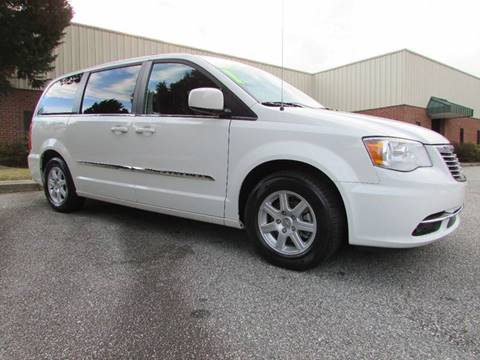 2011 Chrysler Town and Country for sale at TAYLOR'S AUTO SALES in Greensboro NC