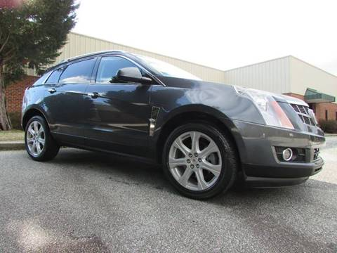 2010 Cadillac SRX for sale at TAYLOR'S AUTO SALES in Greensboro NC