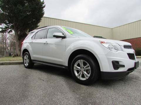 2013 Chevrolet Equinox for sale at TAYLOR'S AUTO SALES in Greensboro NC