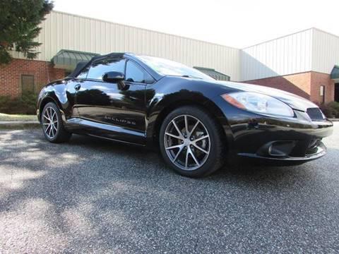 2011 Mitsubishi Eclipse Spyder for sale at TAYLOR'S AUTO SALES in Greensboro NC