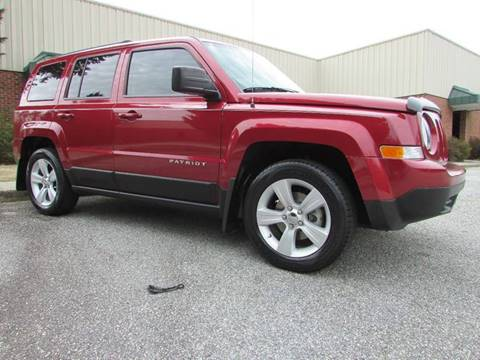 2014 Jeep Patriot for sale at TAYLOR'S AUTO SALES in Greensboro NC