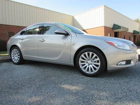 2011 Buick Regal for sale at TAYLOR'S AUTO SALES in Greensboro NC