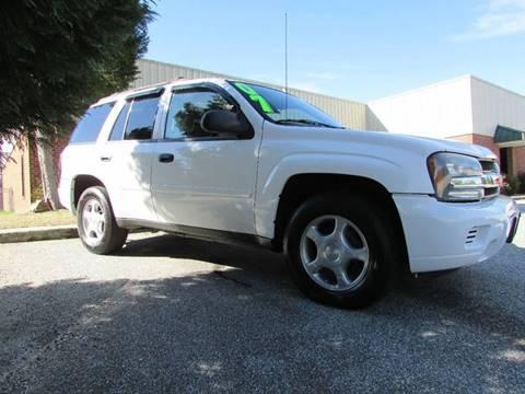 2007 Chevrolet TrailBlazer for sale at TAYLOR'S AUTO SALES in Greensboro NC