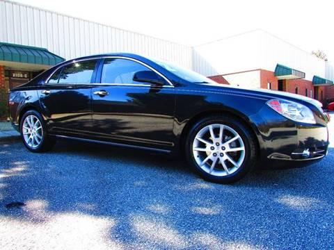 2012 Chevrolet Malibu for sale at TAYLOR'S AUTO SALES in Greensboro NC