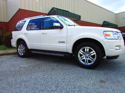 2008 Ford Explorer for sale at TAYLOR'S AUTO SALES in Greensboro NC