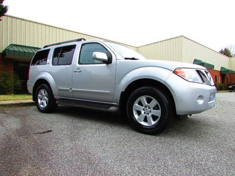 2011 Nissan Pathfinder for sale at TAYLOR'S AUTO SALES in Greensboro NC