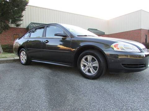 2012 Chevrolet Impala for sale at TAYLOR'S AUTO SALES in Greensboro NC