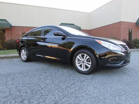 2012 Hyundai Sonata for sale at TAYLOR'S AUTO SALES in Greensboro NC