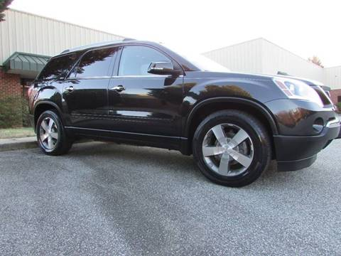 2012 GMC Acadia for sale at TAYLOR'S AUTO SALES in Greensboro NC