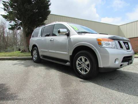 2013 Nissan Armada for sale at TAYLOR'S AUTO SALES in Greensboro NC
