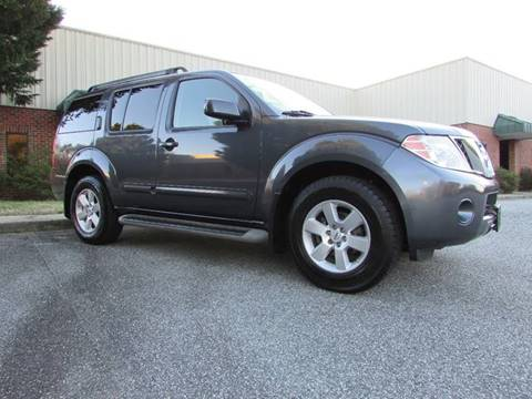 2012 Nissan Pathfinder for sale at TAYLOR'S AUTO SALES in Greensboro NC