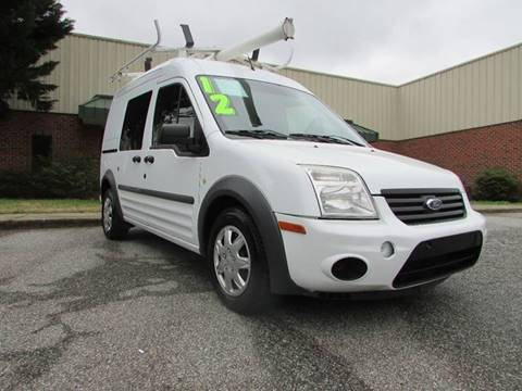 2012 Ford Transit Connect for sale at TAYLOR'S AUTO SALES in Greensboro NC