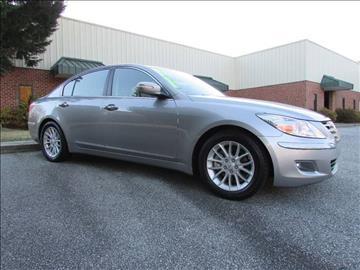 2011 Hyundai Genesis for sale at TAYLOR'S AUTO SALES in Greensboro NC