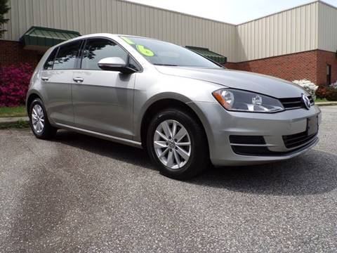 2016 Volkswagen Golf for sale at TAYLOR'S AUTO SALES in Greensboro NC