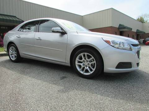 2016 Chevrolet Malibu Limited for sale at TAYLOR'S AUTO SALES in Greensboro NC