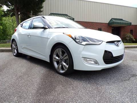 2013 Hyundai Veloster for sale at TAYLOR'S AUTO SALES in Greensboro NC